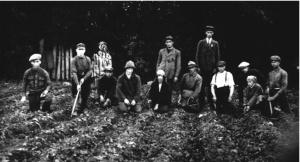 Zionist farmers (Poland 1930s)